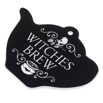 nástěnná dekorace (servírovací talířek) ALCHEMY GOTHIC - Witches Brew, ALCHEMY GOTHIC