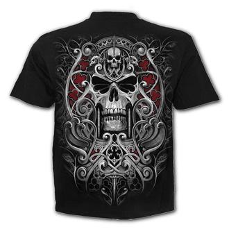 tričko pánské SPIRAL - REAPER'S DOOR - Black, SPIRAL