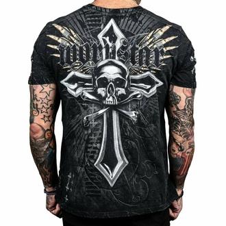 tričko pánské WORNSTAR - Bullet Saint, WORNSTAR