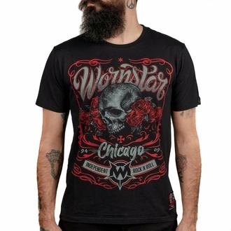 tričko pánské WORNSTAR - Remedy - WSTM-RMDY