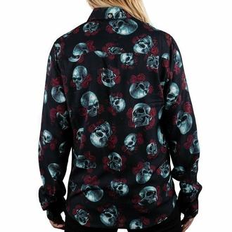 košile pánská s dlouhým rukávem WORNSTAR - Under The Rose, WORNSTAR
