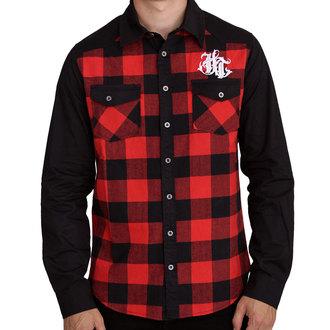 košile pánská HYRAW - ROUGE, HYRAW