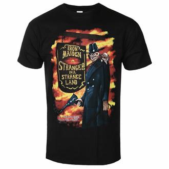 tričko pánské Iron Maiden - Stranger In A Strange Land BL - ROCK OFF, ROCK OFF, Iron Maiden