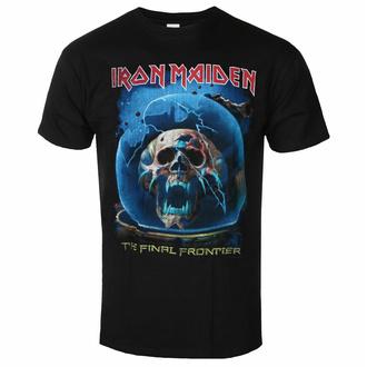 tričko pánské Iron Maiden - Astro Dead V1 BL - ROCK OFF, ROCK OFF, Iron Maiden