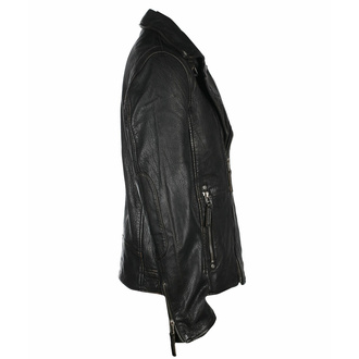 bunda pánská (křivák) Mavric SF NSLV - black - M0012879