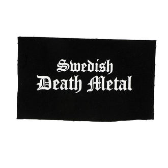nášivka Swedish dead metal