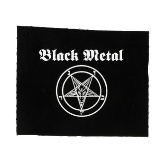 nášivka Black metal - Pentagram