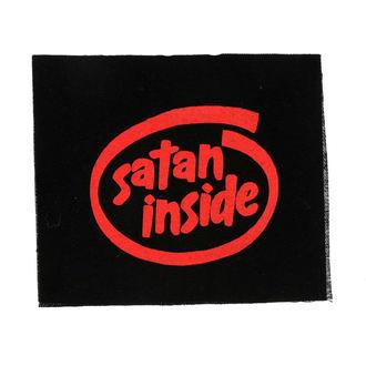 nášivka Satan inside