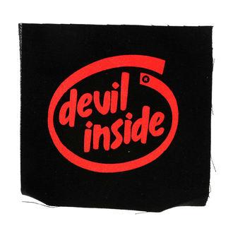 nášivka Devil inside - Ns-131