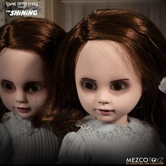 panenka (dekorace) The Shining - Living Dead Dolls - Talking Grady Twins, LIVING DEAD DOLLS