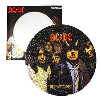 puzzle AC/DC - Highway To Hell, NNM, AC-DC