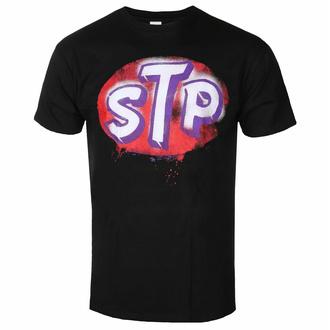 tričko pánské Stone Temple Pilots - Red Logo BL - ROCK OFF, ROCK OFF, Stone Temple Pilots