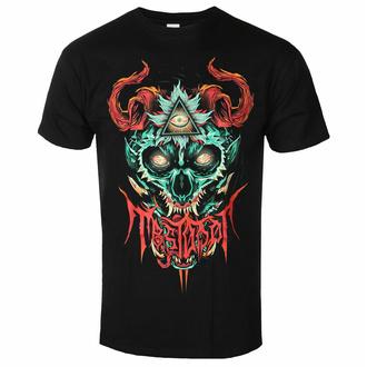 tričko pánské Mastodon - Leaf Beast BL - ROCK OFF, ROCK OFF, Mastodon