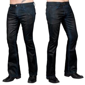 kalhoty pánské (jeans) WORNSTAR - Hellraiser Coated - Cobalt Blue, WORNSTAR