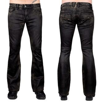 kalhoty pánské WORNSTAR - Hellraiser Coated - Raw Umber - WSGP-HRCBR