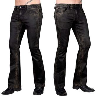 kalhoty pánské WORNSTAR - Hellraiser Coated - Raw Umber, WORNSTAR