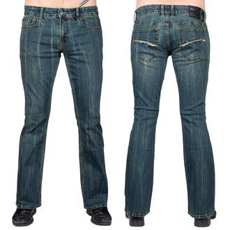 kalhoty pánské WORNSTAR - Hellraiser Vapor - Vintage Blue, WORNSTAR