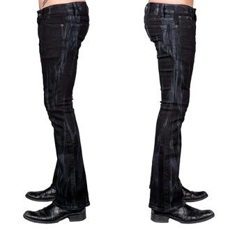 kalhoty pánské WORNSTAR - Hellraiser Vapor - Black, WORNSTAR