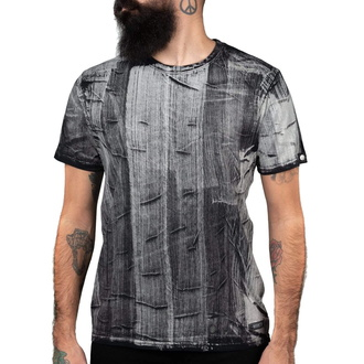 tričko pánské WORNSTAR - Essentials - Granite - WSTEM-GWCH