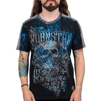 tričko pánské WORNSTAR - Devil's Engine - WSTM-DVLEN