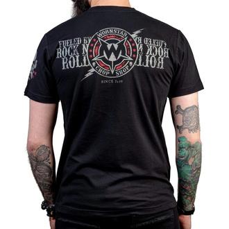 tričko pánské WORNSTAR - Electric, WORNSTAR