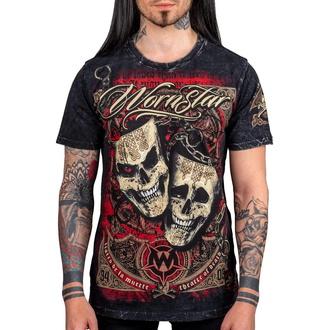 tričko pánské WORNSTAR - Muerte - Black - WSTM-MUE