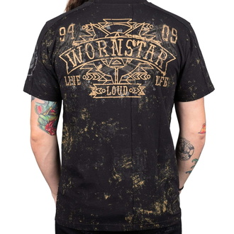 tričko pánské WORNSTAR - Native Thunder, WORNSTAR