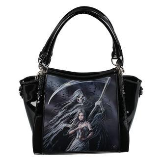 kabelka (taška) ANNE STOKES - Summon The Reaper - Black