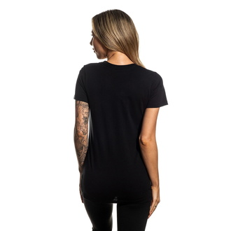 tričko dámské SULLEN - JEANPAULMARAT - BLACK, SULLEN
