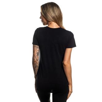 tričko dámské SULLEN - KINGS - BLACK, SULLEN