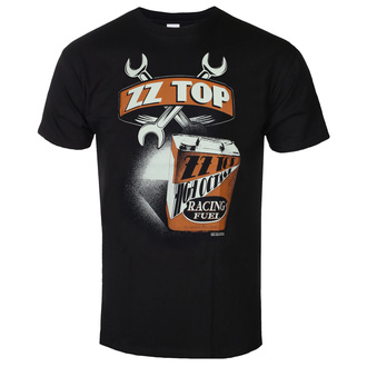 tričko pánské ZZ-Top - High Octane Racing Fuel - Black - HYBRIS, HYBRIS, ZZ-Top