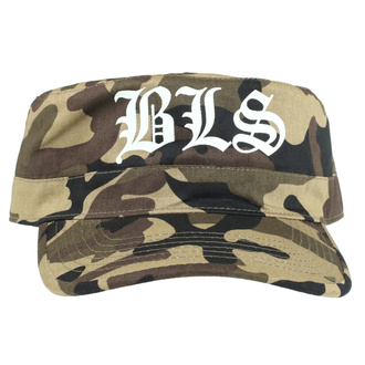 kšiltovka BLACK LABEL SOCIETY - LOGO (CAMO) - PLASTIC HEAD, PLASTIC HEAD, Black Label Society