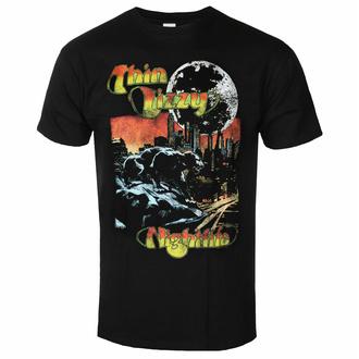 tričko pánské Thin Lizzy - Nightlife Colour - ROCK OFF, ROCK OFF, Thin Lizzy