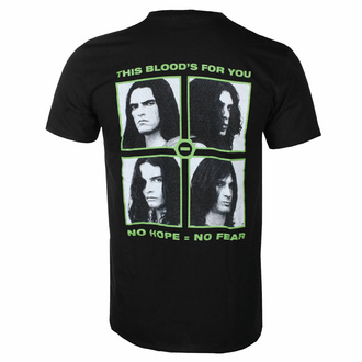 tričko pánské Type O Negative - Green Men - ROCK OFF, ROCK OFF, Type o Negative