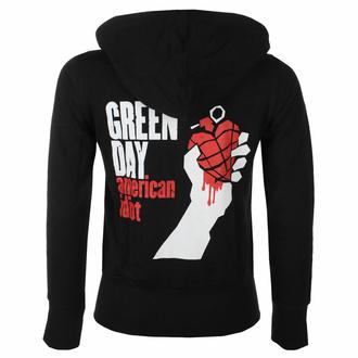 mikina dámská Green Day - American Idiot- ROCK OFF - GDHDW12LB