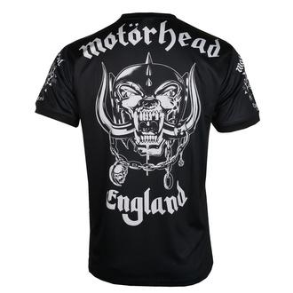 tričko pánské (technické) Motörhead - LEATHER VEST - BLACK - AMPLIFIED, AMPLIFIED, Motörhead
