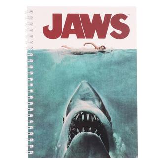 poznámkový blok Jaws - Movie Poster, NNM, ČELISTI