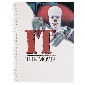 poznámkový blok TO - Stephen King - Movie Poster, NNM