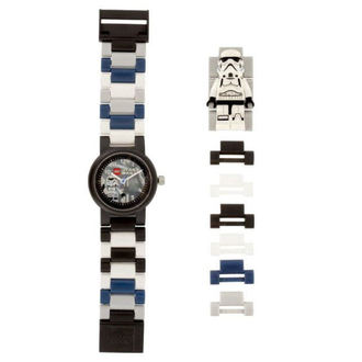 hodinky STAR WARS - Lego - Stormtrooper, NNM
