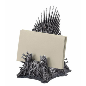 dekorace (stojan na vizitky) Game of Thrones - Iron Throne, NNM, Game of thrones