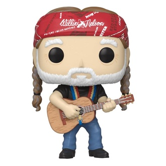 figurka Willie Nelson POP!, POP