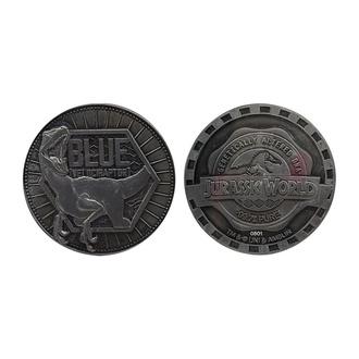 mince Jurassic World - Collectable Coin Blue Limited Edition, NNM, Jurský park