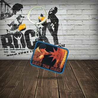 klíčenka (přívěšek) Rocky - Beat the Meat - Limited Edition, NNM, Rocky