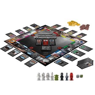 hra STAR WARS - Monopoly The Mandalorian *English Version*, NNM, Star Wars