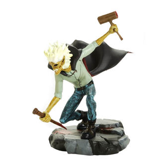 figurka Iron Maiden- Legacy of the Beast - Vampire Hunter Eddie Halloween
