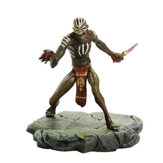 figurka Iron Maiden - Legacy of the Beast - Shaman Eddie, Iron Maiden