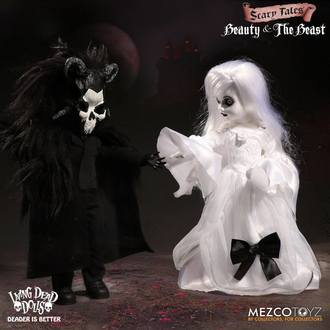 panenka Living Dead Dolls - Scary Tales Beauty and the Beast, LIVING DEAD DOLLS