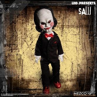 panenka Saw - Living Dead Dolls - Doll Billy, LIVING DEAD DOLLS, Saw
