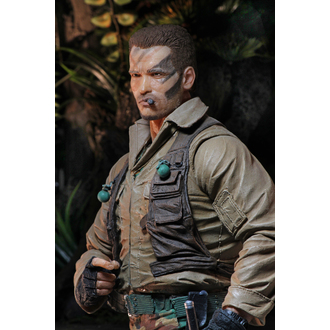 figurka Predator - 30th Anniversary - Jungle Extrction Dutch