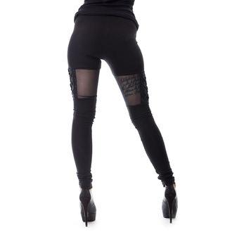 kalhoty dámské (legíny) Vixxsin - X RAY - BLACK, VIXXSIN